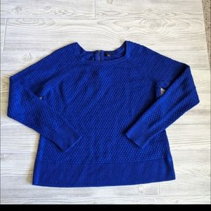 American Eagle Royal Blue Sweater Size XL